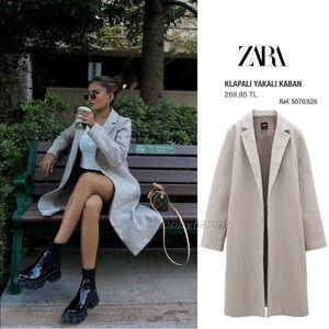 New Zara Coat